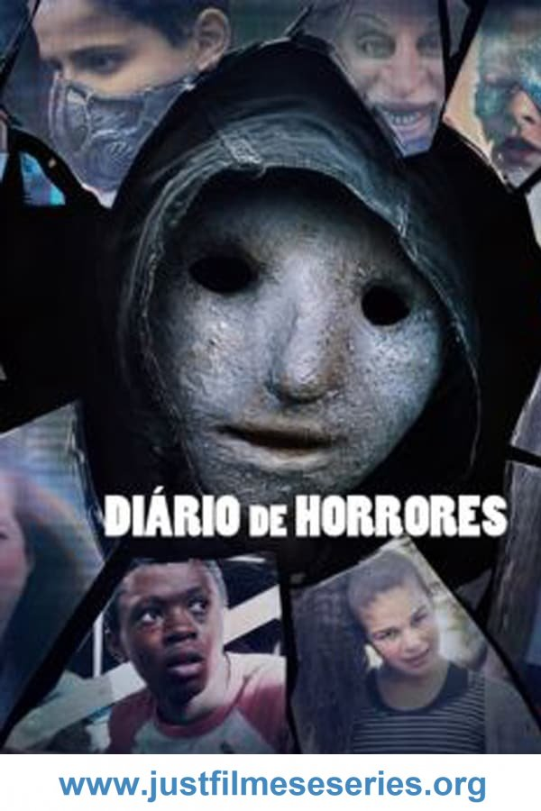Baixar Diário de Horrores 1ª Temporada (2017) Torrent Dual Áudio via Torrent