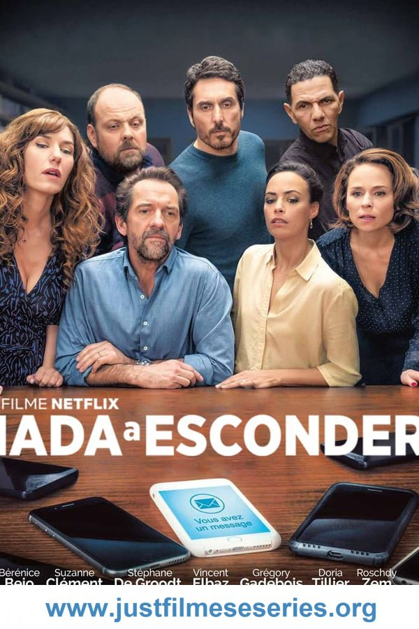 Baixar Nada a Esconder (2018) Torrent Dual Áudio via Torrent