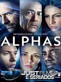 Download Seriado Alphas - 1ª Temporada (Legendado)