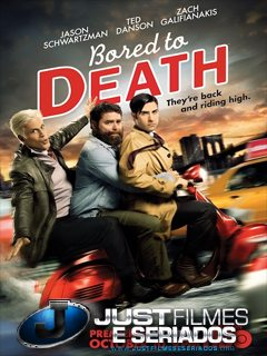 Download Seriado Bored To Death – 3ª Temporada (Legendado)
