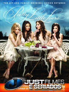 Download Seriado Pretty Little Liars - 1ª à 2ª Temporada (Legendado)