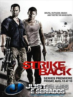 Download Seriado Strike Back – 2ª Temporada (Legendado)