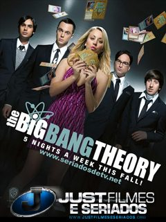 Download Seriado The Big Bang Theory - 1ª à 5ª Temporada (Dublado e Legendado)