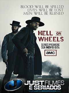 Download Seriado Hell on Wheels - 1ª Temporada (Legendado)