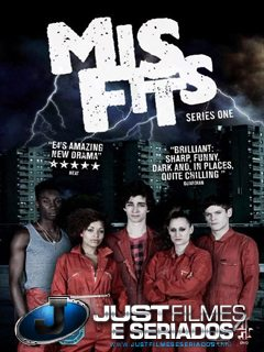Download Seriado Misfits - 3ª Temporada (Legendado)