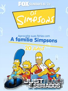 Download Seriado Os Simpsons - 23ª Temporada (Legendado)