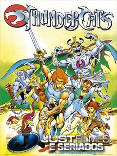 Download Seriado ThunderCats - 1ª Temporada (Legendado)