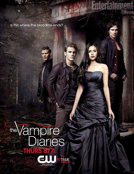 Download Episódio Seriado The Vampire Diaries - 3x19 - Heart of Darkness