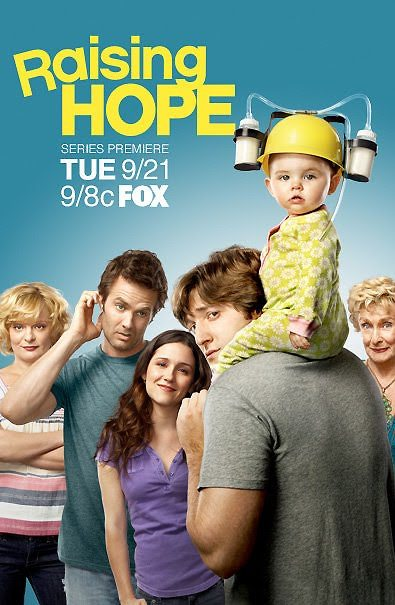 Download Série Raising Hope 1ª Temporada