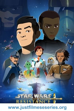 Baixar Star Wars Resistance 2ª Temporada (2019) Dublado via Torrent
