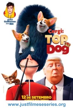 Baixar Corgi: Top Dog (2019) Torrent Dubladot