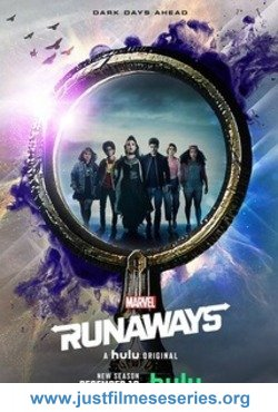 Baixar Marvel's Runaways 3ª Temporada Completa (2019) Torrent Legendado via Torrent