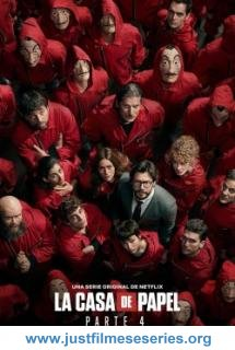 Baixar La casa de papel 2ª Temporada (2019) Dublado via Torrent